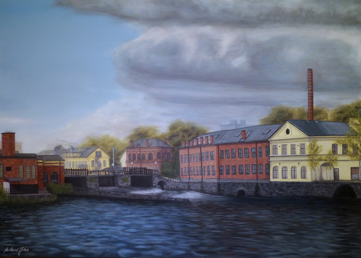 Eskilstuna Factory District